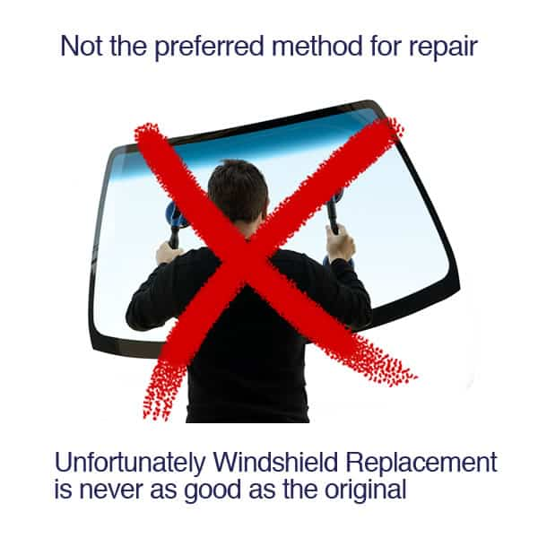 Orange County windshield repair